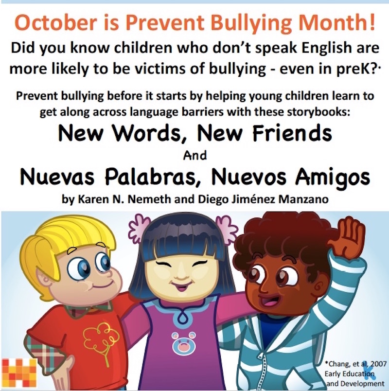 Prevent bullying in early childhood with communication strategies